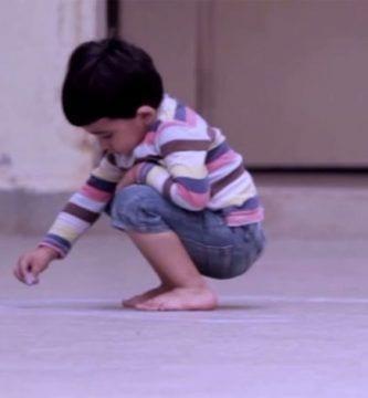 cortometraje chalk