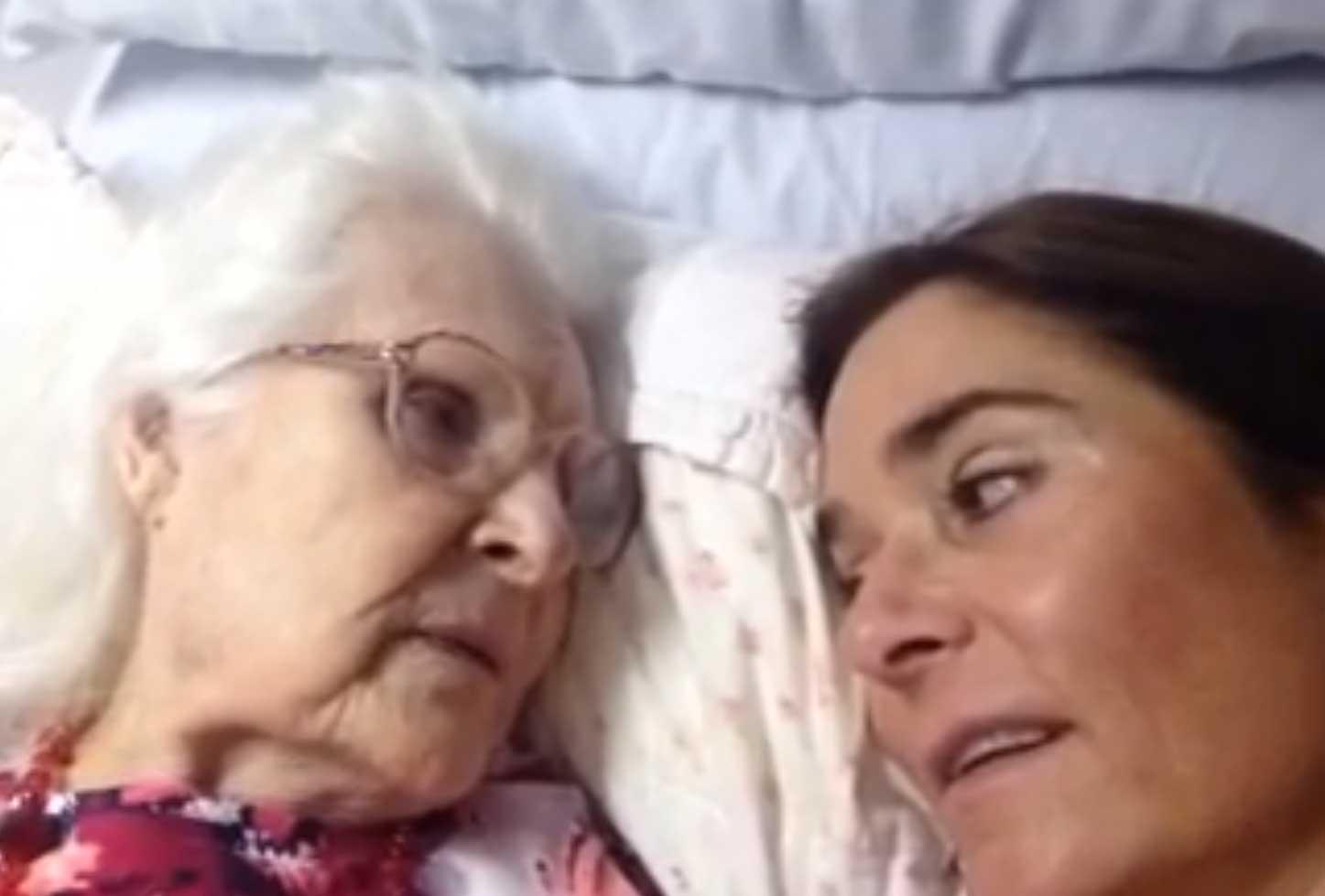 alzheimer recuerda a su hija