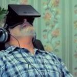 mayores reaccionando a oculus rift