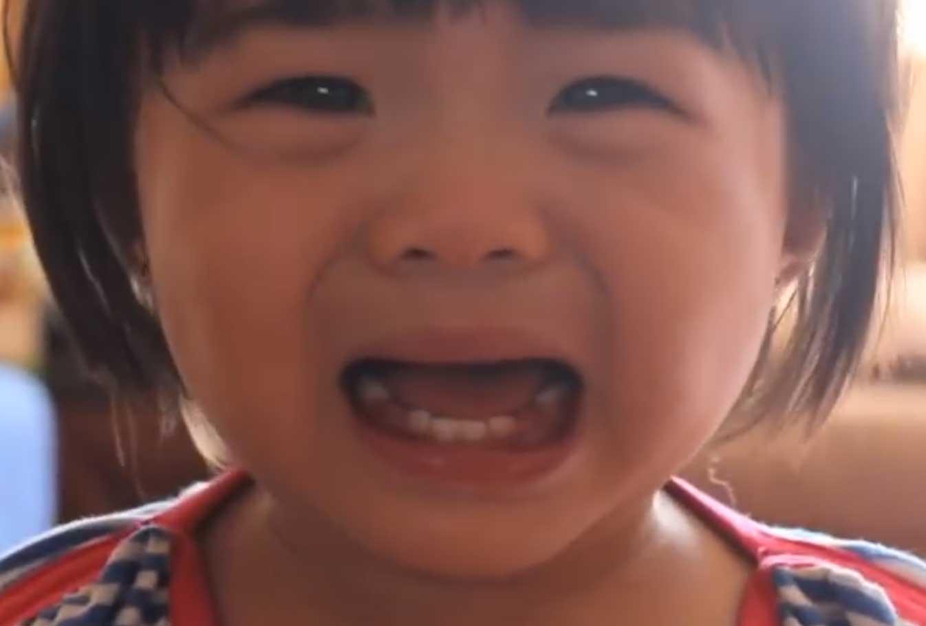 truco para que hijos dejen de llorar