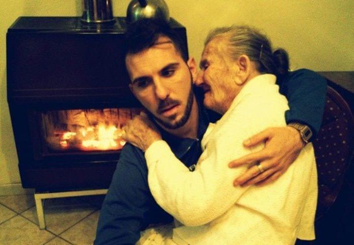 abuela destacada