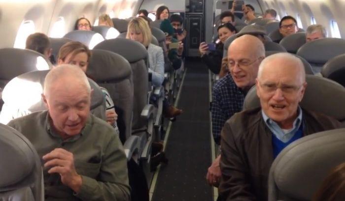 avion ancianos