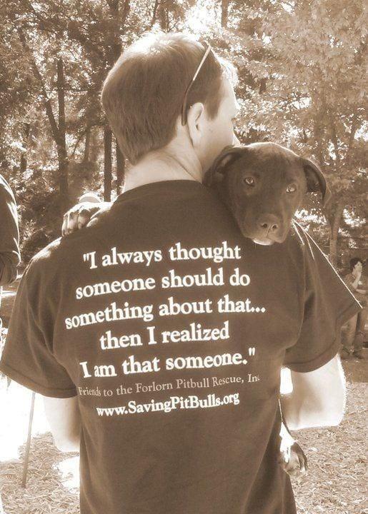 """""""Siempre pensé que alguien debía hacer algo... Me di cuenta de que yo soy ese alguien"""" / Human Society"""