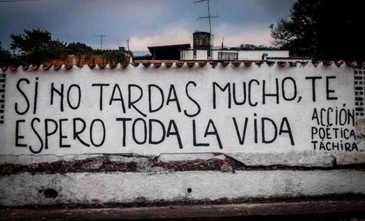 Estos Graffitis Llenos De Humor Consejos Y Mensajes De Amor