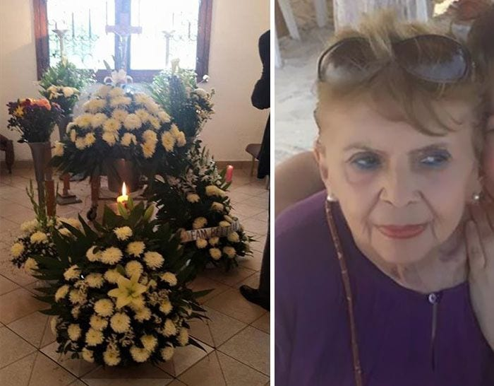 stray dogs pay respects funeral animal lover margarita suarez yucatan mexico 6