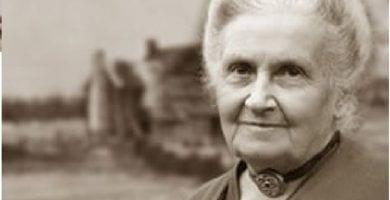 Maria Montessori 1