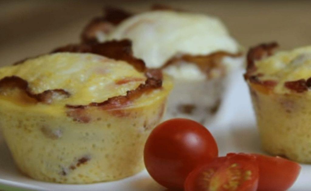 cupcakes bacon