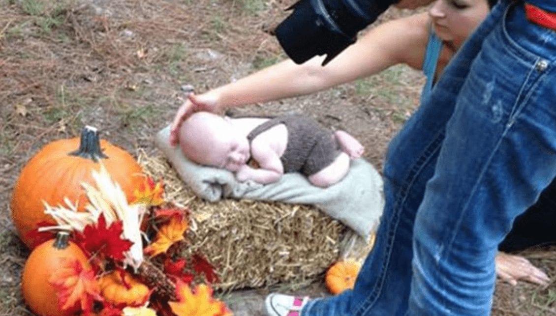 fotomonraje bebe