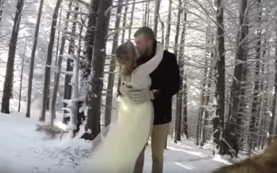 video boda perro