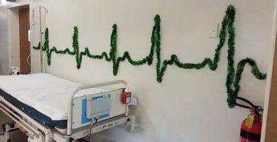 decoracion navidad hospitales 02