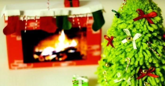 navidad miniatura