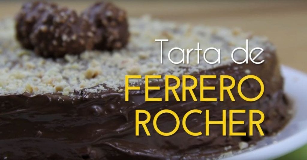 tarta ferrero1