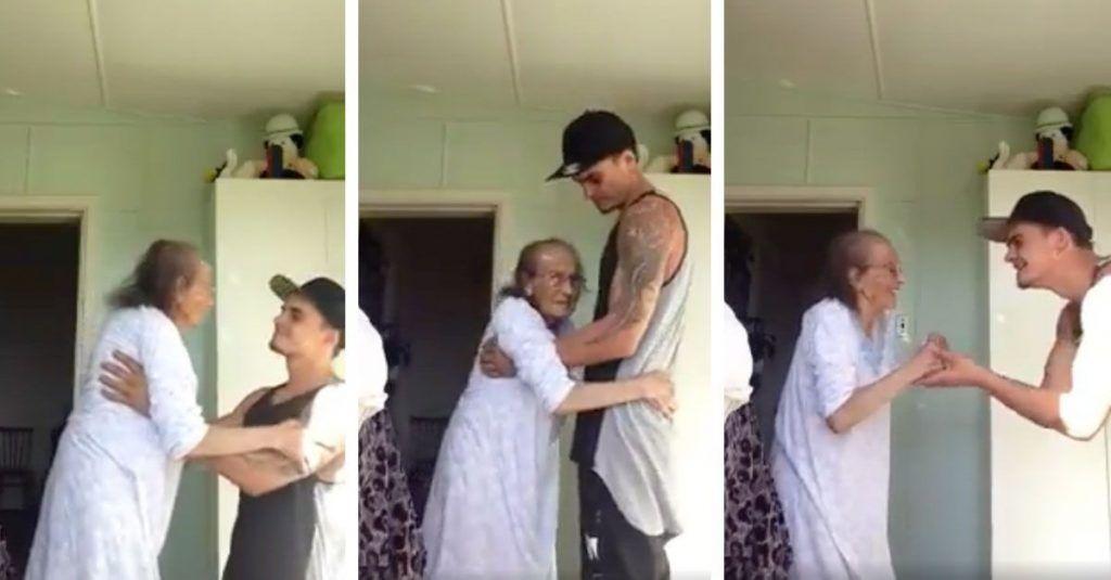 abuela baile nieto