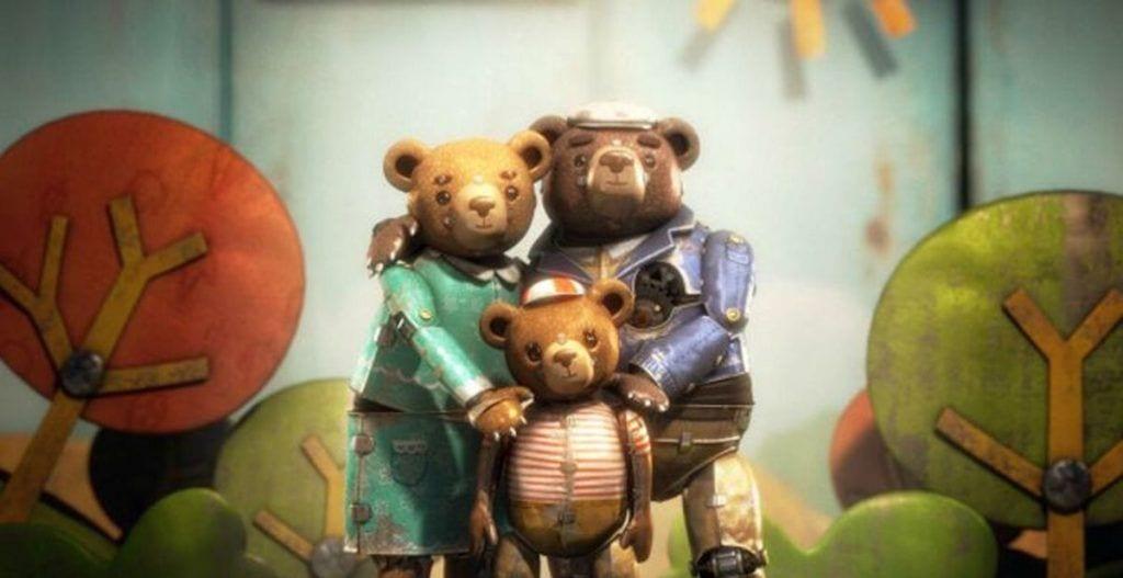 historia de uno oso portada