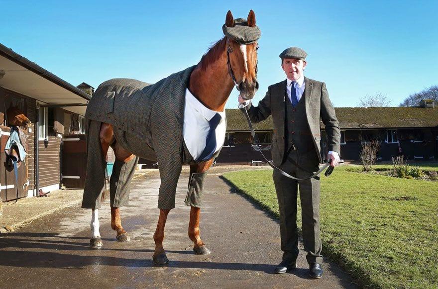 traje de tres piezas para caballo por emma sandham 4