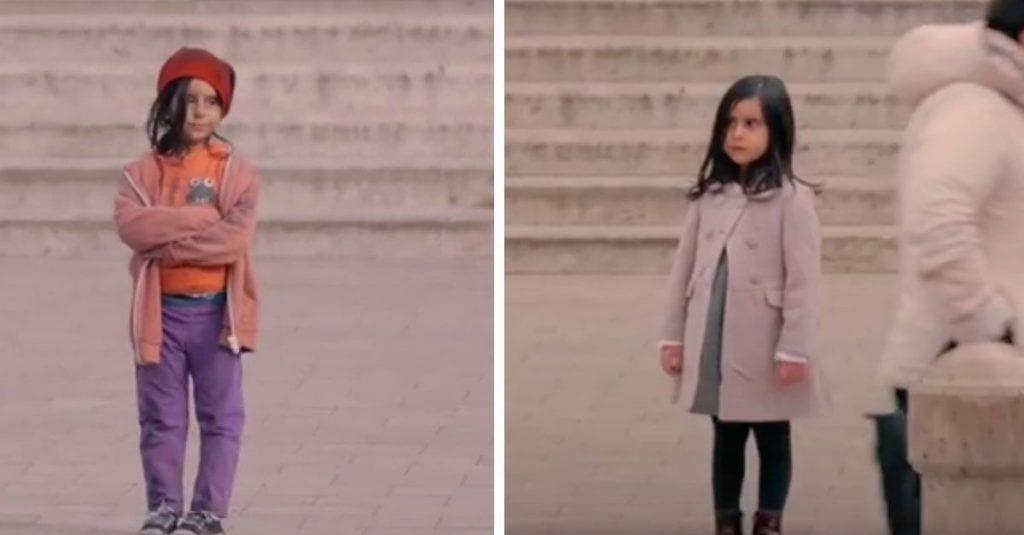 experimento social unicef ninos infancia