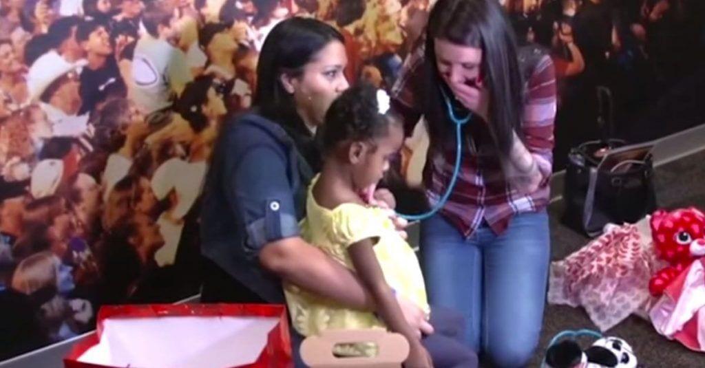 madre corazon donado