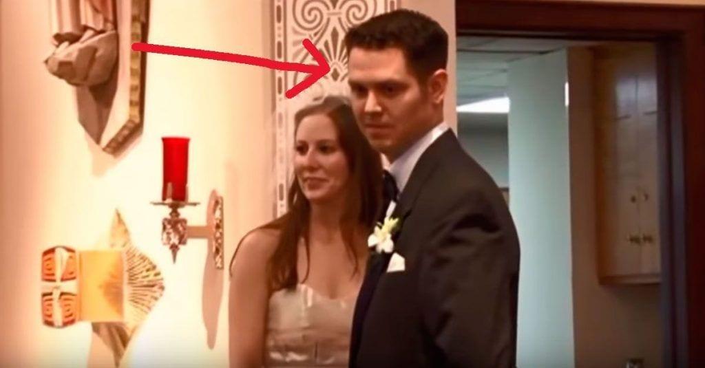 novio interrumpe boda