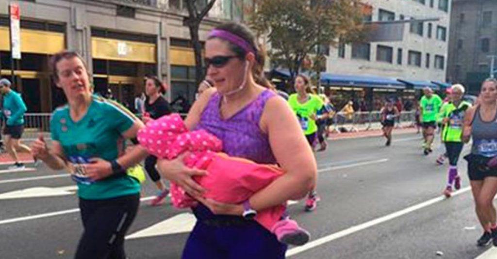 lactancia maraton