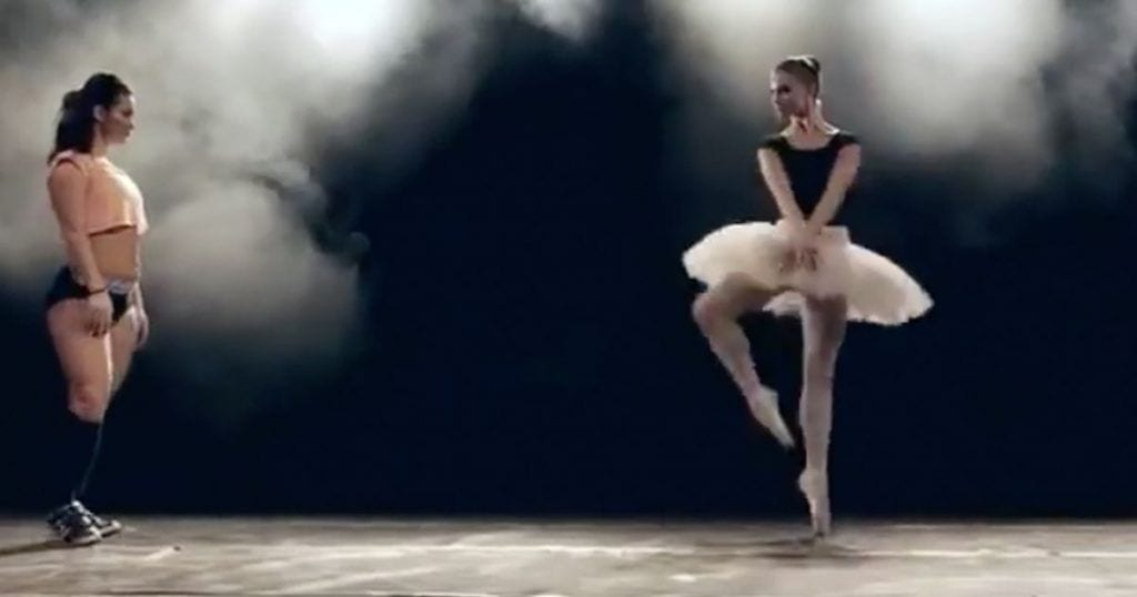 baile clasico moderno