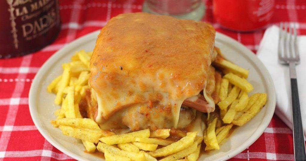 sandwich valientes franceshina