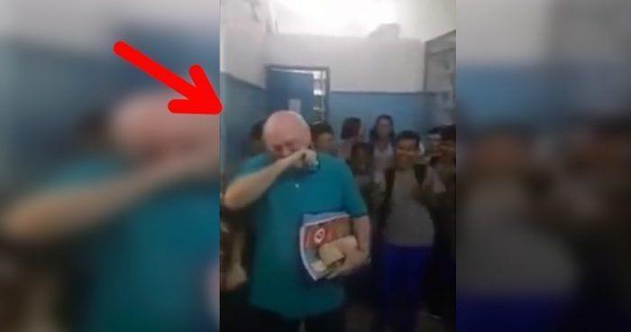 jubilacion profesor