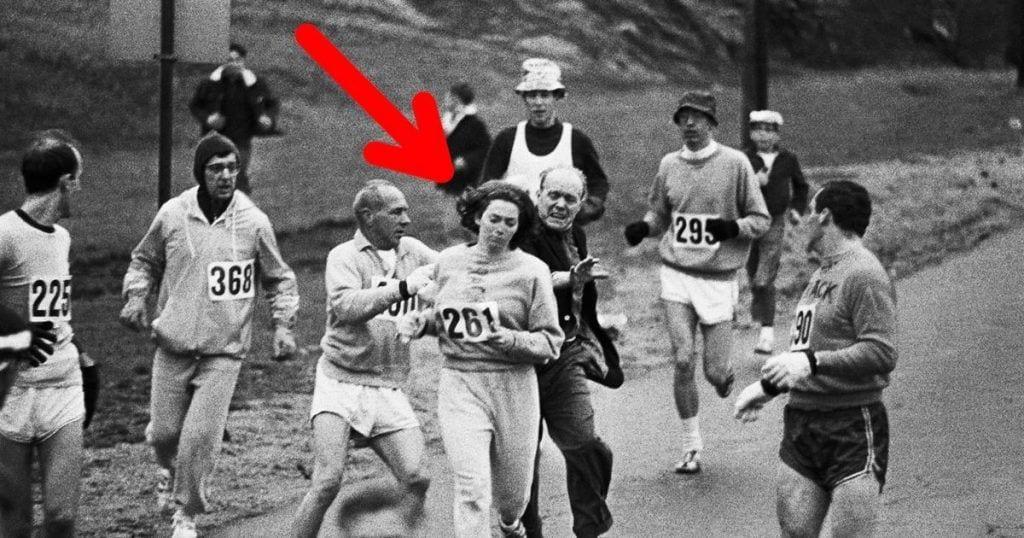 La primera mujer que corrió una maratón