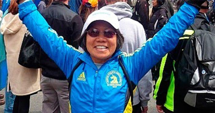 corredora maratones