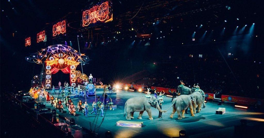 La ciudad de Nueva York acaba de prohibir los circos con animales