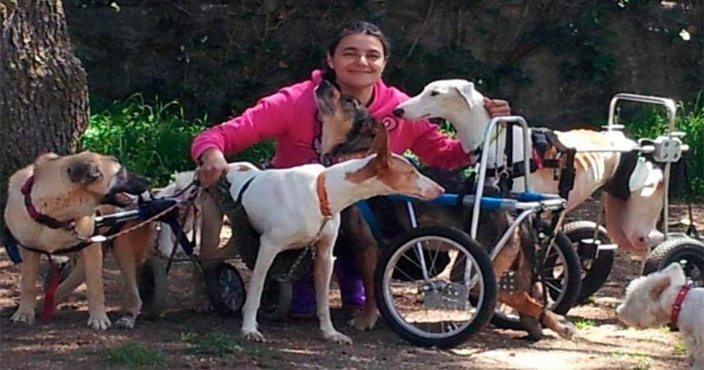 Conoce a Bichosraros, una ONG que ayuda a los animales más especiales y necesitados