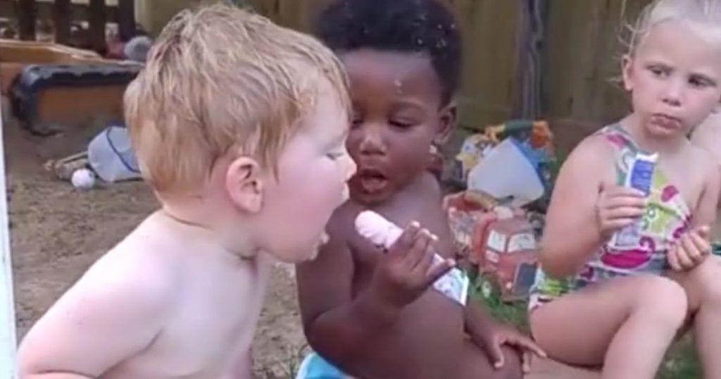 compartir helado