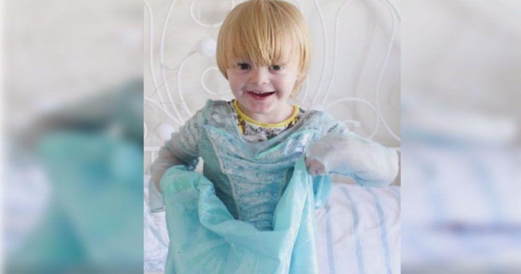Disneyland ha tenido que pedir perdón a este niño de 4 años por una triste razón