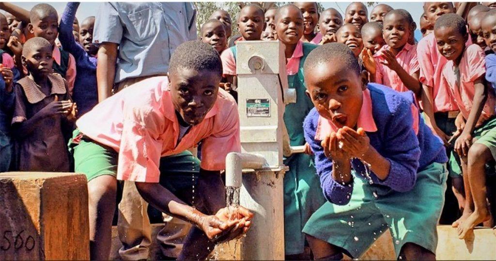 Â¿Te imaginas cómo sería la vida sin agua potable? Esta campaña quiere abrirnos los ojos