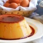 flan de huevo facil