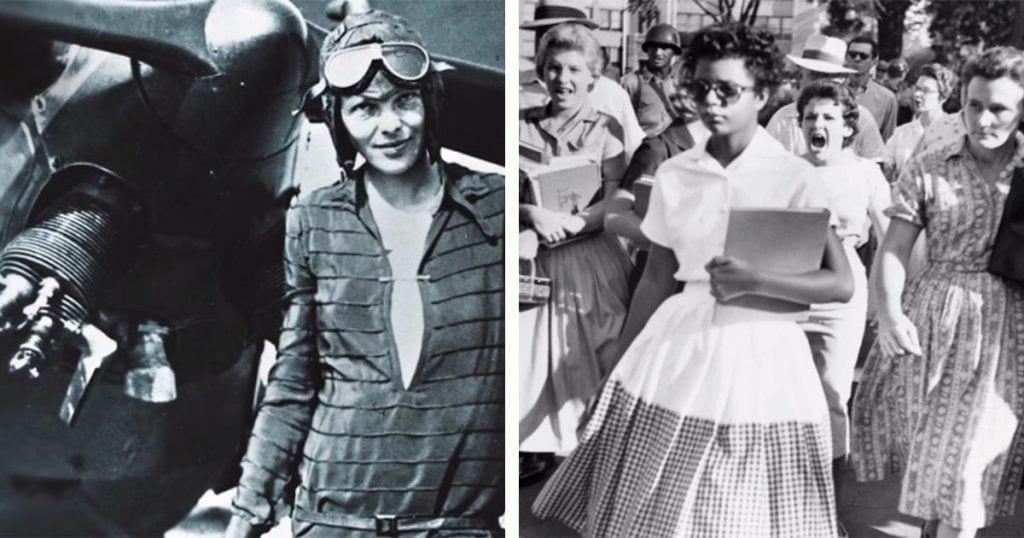 10 mujeres que marcaron la historia y que probablemente no conocías