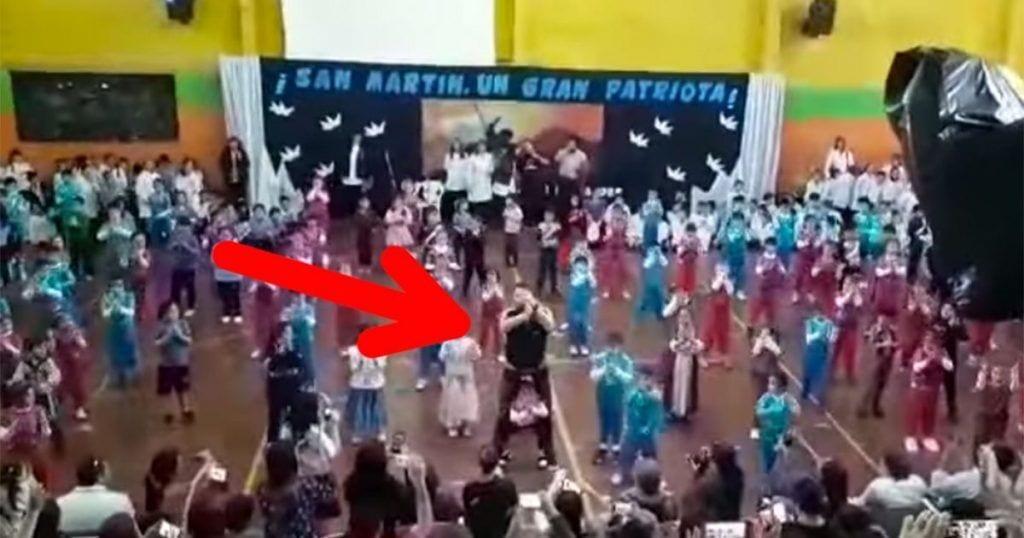 profesor coreografia