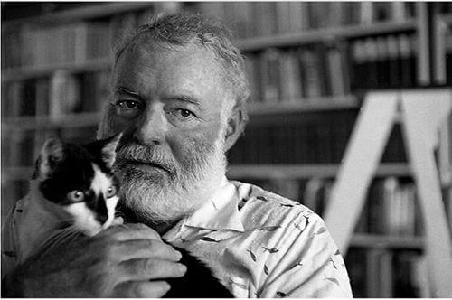 Escritores que amaron a los felinos