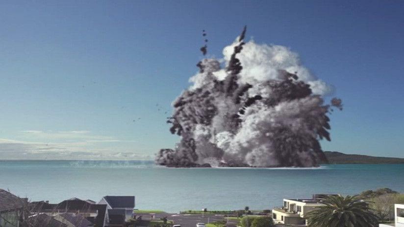 erupcion