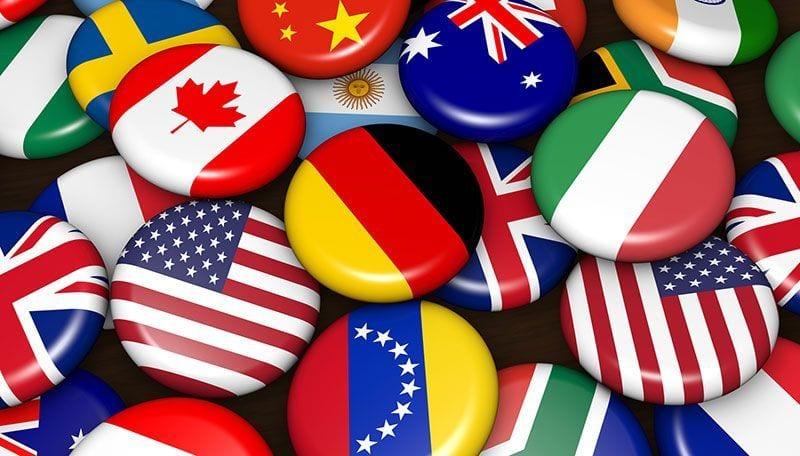 Banderas del mundo: datos sorprendentes