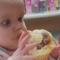 bebe helado