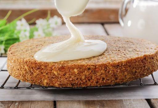 crema de tarta