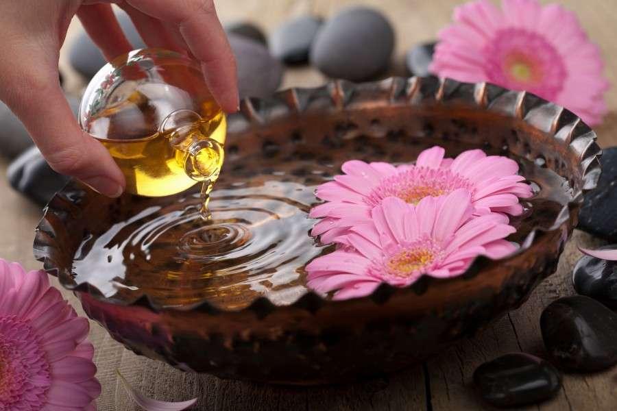 embarazo aromaterapia