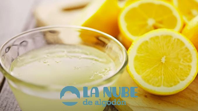 ¿Por qué deberías beber zumo de limón?