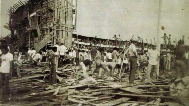 La mayor tragedia en una plaza de toros 400 muertos y 2000 heridos b