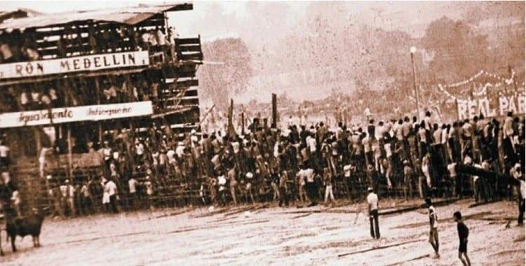 La mayor tragedia en una plaza de toros 400 muertos y 2000 heridos