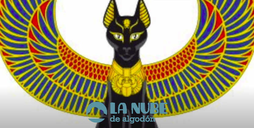 gato egipto