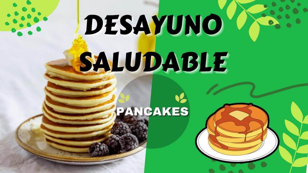 Desayuno Saludable Pancake Miniatura